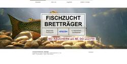 Fischzucht Burgkirchen - Bretträger