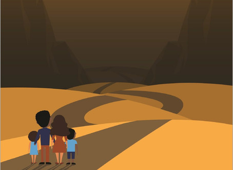 The Road to Zero Wealth