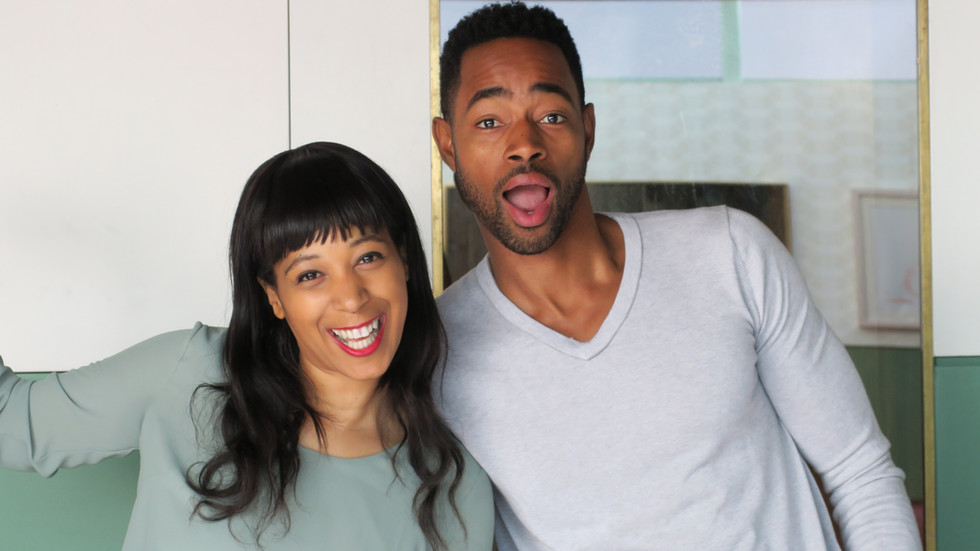 Jay Ellis and I Play Digital Truth or Dare