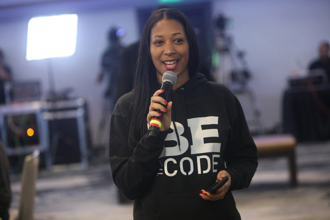 Host: BE The Code - Black Enterprise Hackathon
