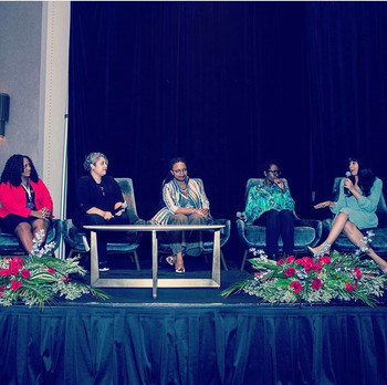 Moderator for Visions from the Valley: A Conversation with Black Women in Tech (Nashville, TN)