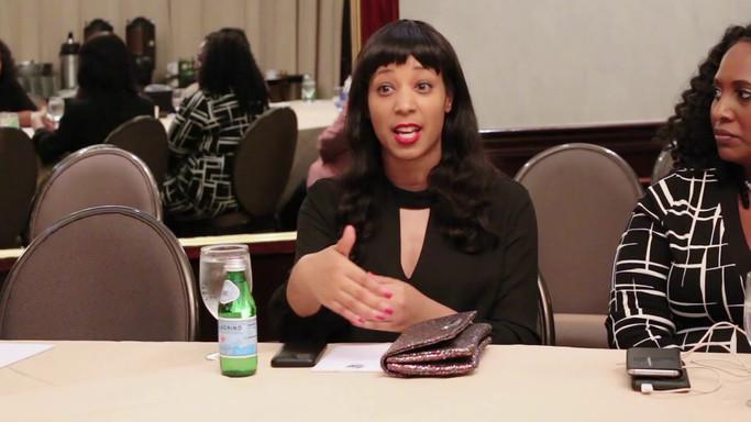 EmpowerHer Panelist, Congressional Black Caucus - Washington D.C. September 21st, 2017
