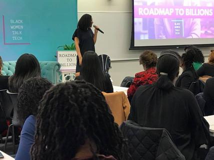 Host - Black Women Talk Tech 2018