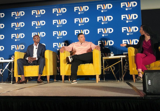 Moderator for Jason Lee, Founder, Hollywood Unlocked, Fred M, Founder, MediaTakeOut