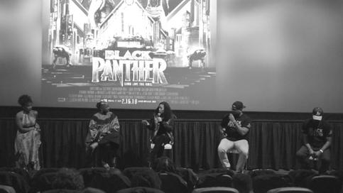 Panelist - Black Panther Screening
