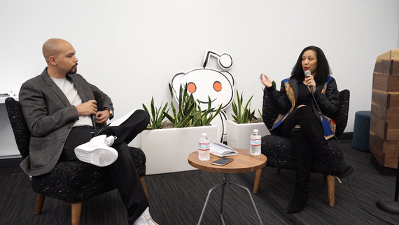 A Conversation at Reddit, Interviewed by Nick Caldwell, VP of Engineering