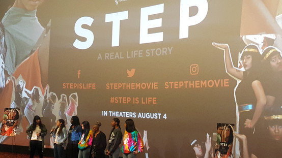 Host of Step Documentary Screening with Cast - Fox Searchlight (San Francisco, CA)