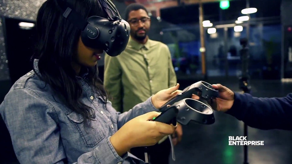 Making the Virtual Reality Film w/ Director Alton Glass