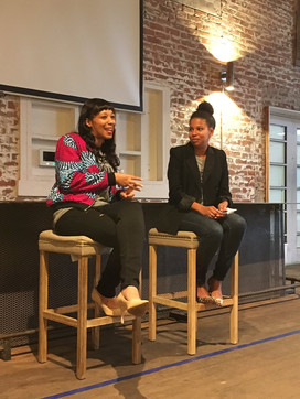 ColorComm Fireside Chat Interviewed by Andrea Moore - San Francisco, CA
