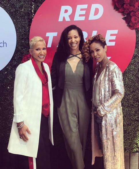 Facebook Watch - Red Table Talk - Jada Pinkett Smith and mother Adrienne Banfield-Jones