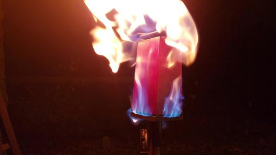 Tiny Radial Fire