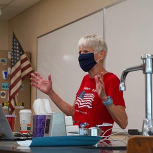 Teacher of the Year: Mary Gelber