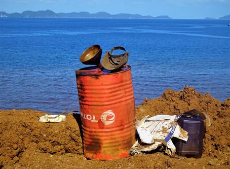Mission éco-volontaire en Indonésie - rapport de mission