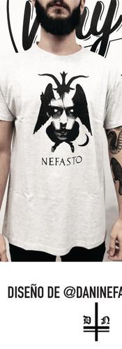 CAMISETA NEFASTO