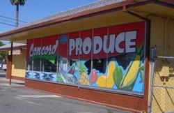 Concord Produce