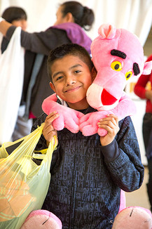 Cut Boy With Pink Panther Toy.jpg