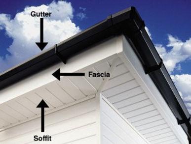 gutters fascias soffits bearsden