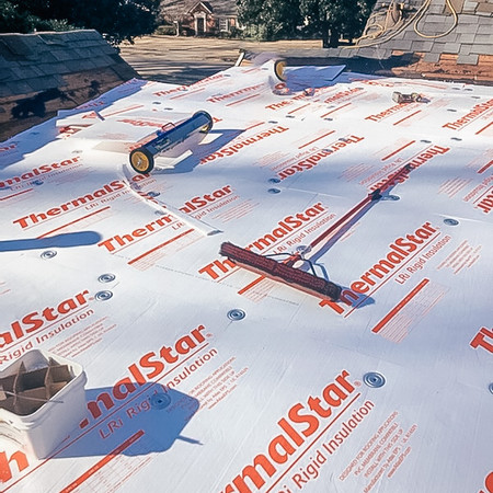 TPO-Insulation-No-Limit-Roofing