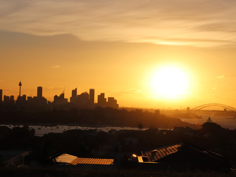 Your future favourite places for catching sunsets in Sydney!
