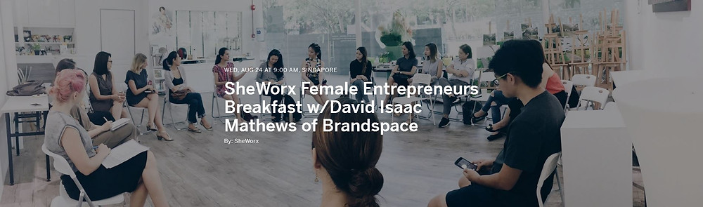 Brandspace at SheWorx
