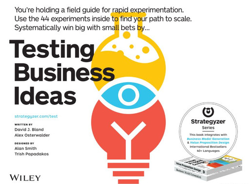 Testing Business Ideas - Free Training Seminar!
