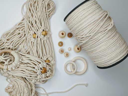 Getting Started with Macramé