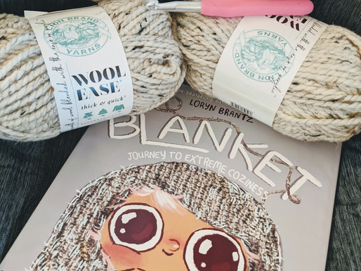 Stories and Stitches - Blanket: Journey to Extreme Coziness