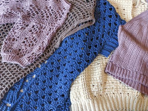 Summer Crochet - 5 Quick Crochet Tops