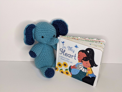 Stories and Stitches - In My Heart - Featuring Louie the Elephant