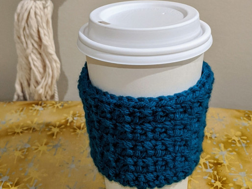 Coffee Coozie Pattern