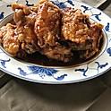 果味雞翅: Fruit Flavored Chicken Wings (8)