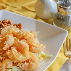 核桃蝦: Walnut Shrimp