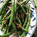 乾扁四季豆: Garlic String Bean