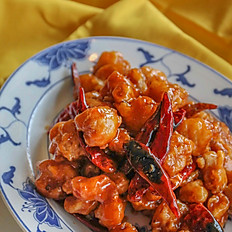 左宗棠雞: General Tso's Chicken