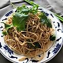 涼拌乾絲: Chilled Bean Noodle with Cilantro