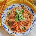 麻辣牛筋: Spicy Beef Tendon