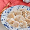 白菜豬肉水餃 Pork Dumpling w/ Napa Cabbage(50)