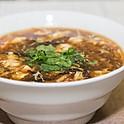 酸辣湯: Hot & Sour Soup