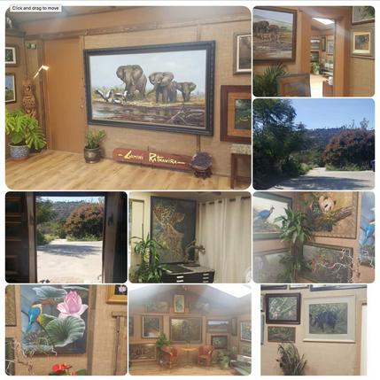 Hidden Forest Art Gallery Winter Newsletter