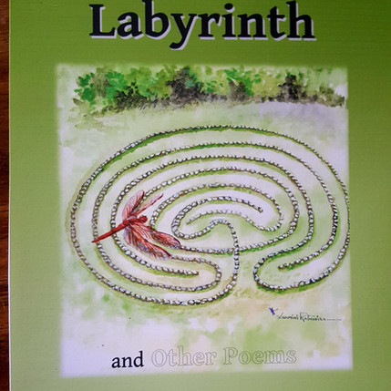 Lisa Ratnavira's new book Grief's Labyrinth gets published!