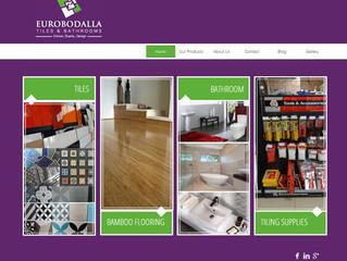 Eurobodalla Tiles & Bathrooms New Website Launch!