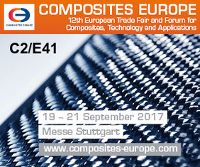 Composites Europe Exhibition, Stuttgart