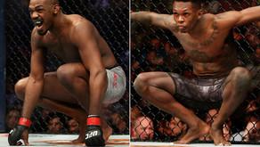Jones vs Adesanya: The Lost Dream Fight by Mark Tosi