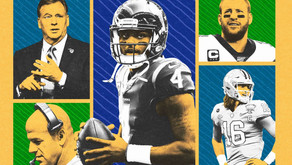 QB Carousel likely for 2021 NFL off-season including Patriots.