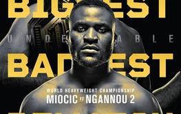 UFC 260; Biggest Heavyweight Rematch Ever