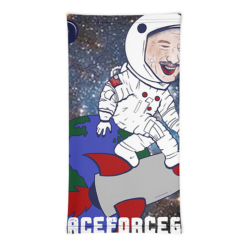 Space Force Guy Neck Gaiter
