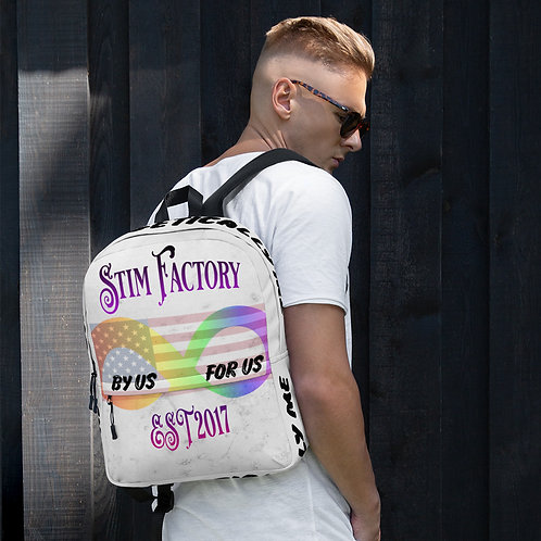 Stim Factory Backpack