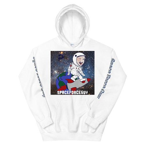 Space Force Guy Unisex Hoodie