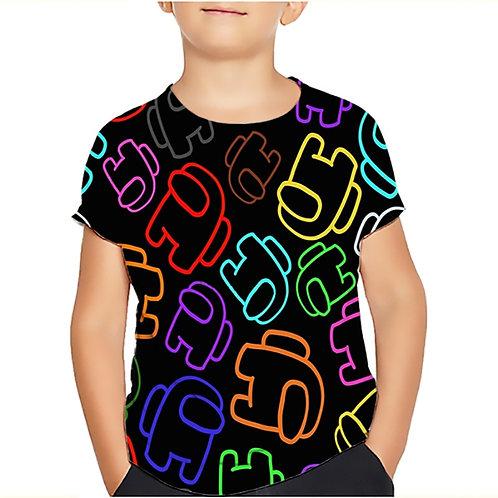 Among Us Short Sleeve T-Shirt