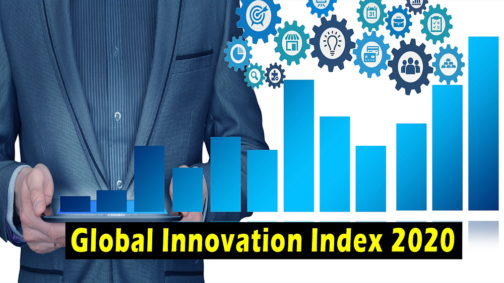 Recently, the Global Innovation Index 2020 was released by the World Intellectual Property Organisation (WIPO). India is at the 48th position in the list of top 50 innovative countries.